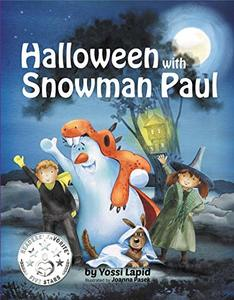 Halloween with Snowman Paul (bedtime story, children's picture book, preschool, kids, kindergarten, ages 3 5) - Published on Aug, 2017