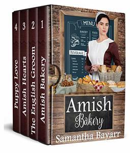 Amish Bakery: Four Amish Romance Stories