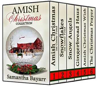Amish Christmas Collection: Amish Christmas Romance