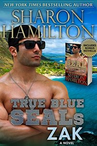 TRUE BLUE SEALS: ZAK: True Navy Blue