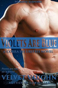 Violets Are Blue (COBRA Securities Book 4)