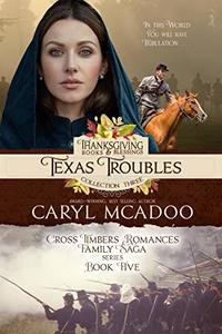 Texas Troubles: Cross Timbers Family Saga Book 5 (Thanksgiving Books & Blessings Collection Three 2)