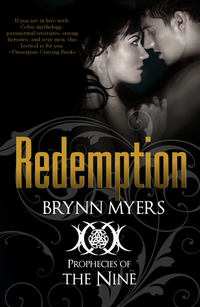 Redemption (The Prophecies of The Nine, Book 2)