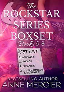 The Rockstar Series Boxset 2 (Books 5-8)