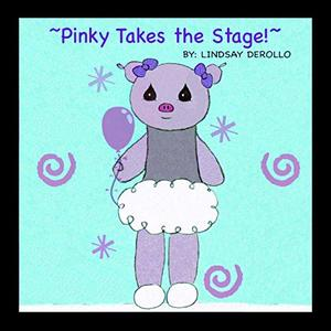 Pinky Takes the Stage! (Sugarplum Stars series Book 2)