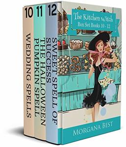 The Kitchen Witch: Box Set: Books 10 - 12 (The Kitchen Witch Series Boxset Book 4) - Published on Mar, 2020