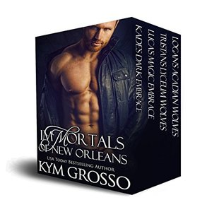Immortals of New Orleans Box Set (Books 1-4)