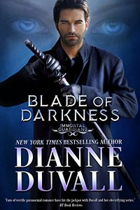 Blade of Darkness (Immortal Guardians Book 7) - Published on Sep, 2017