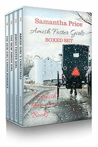 Amish Foster Girls Books 1 - 4: Complete Series