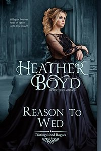 Reason to Wed (The Distinguished Rogues Book 7) - Published on Dec, 2015