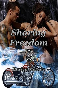 Sharing Freedom: MC Romance (Ops Warriors MC Book 1)
