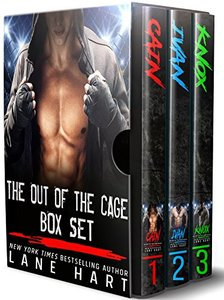 The Out of the Cage Three Book Box Set