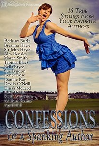 Confessions of a Spanking Author