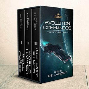 Evolution Commandos (Predator Space Chronicles)