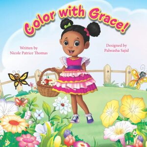 Color with Grace (The Flower Girl)