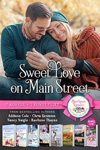 Sweet Love on Main Street (Boxed Set of 7 Contemporary Romance novels)