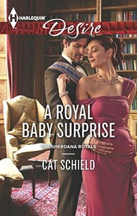 A Royal Baby Surprise (The Sherdana Royals)