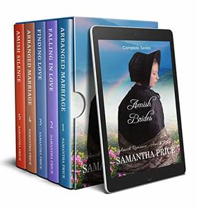 Amish Brides:  Complete Series: Amish Romance