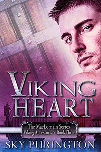 Viking Heart (The MacLomain Series: Viking Ancestors Book 3)