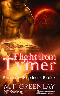 Flight from Tymer (Peace for Niatheo Book 3) - Published on May, 2020