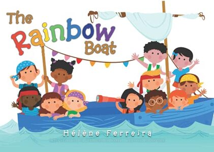 The Rainbow Boat (The Blanket Tree Books) - Published on Jul, 2021