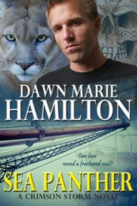 Sea Panther (Crimson Storm Book 1)