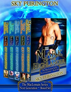The MacLomain Series: Next Generation Boxed Set (Books 1-5)