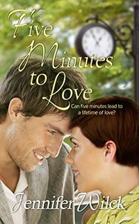 Five Minutes to Love (Serendipity Book 2)