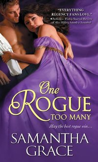 One Rogue Too Many (Rival Rogues Book 1)