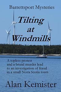 Tilting at Windmills (Barrettsport Mysteries Book 2)