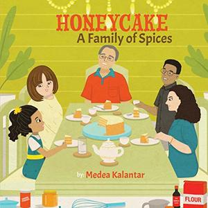 Honeycake: A Family Of Spices