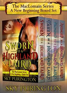 The MacLomain Series: A New Beginning Boxed Set (Books 1-4)