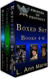 Princes of Prophecy Books 4-6: Boxed Set 2