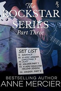The Rockstar Series - Part Three (Books 9 - 14)