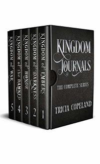 The Kingdom Journals Complete Series: Books 1-5