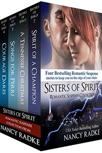 Sisters of Spirit, Romantic Suspense Collection