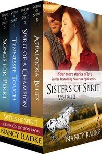 Sisters of Spirit # 5-8, Box Set #2 (Sisters of Spirit Boxed Set)