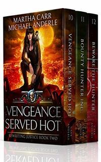 The Leira Chronicles Boxed Set Four (Books 10-12): (Vengeance Served Hot, Bounty Hunter Inc, Beware the Hunter) (The Leira Chronicles Boxed Sets Book 4)