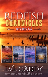 The Redfish Chronicles Boxed Set: (Books 1-4)