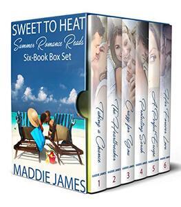 Sweet to Heat Summer Romance Reads: Six-Book Box Set