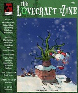 Lovecraft eZine - December 2012 - Issue 20