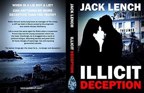 Illicit Deception (The Robin Ashurst Trilogy Book 1)