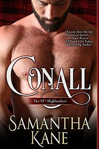 Conall (The 93rd Highlanders Book 2)