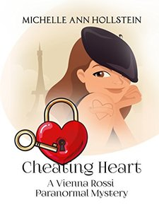 Cheating Heart, A Vienna Rossi Paranormal Mystery: A Vienna Rossi Paranormal Mystery (A Lost Souls Book 3)