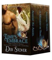 Time's Embrace: Three Time-Travel Romance Novels