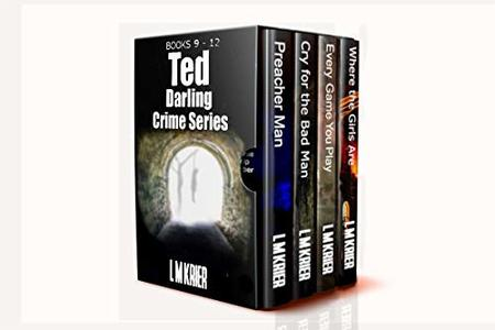 Ted Darling Crime Series Books 9-12 (Ted Darling Crime Collections Book 3) - Published on May, 2020