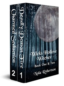 Wicks Hollow Witches Boxed Set (Wicks Hollow Witches Collection)