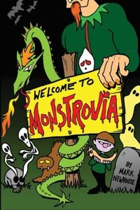 Welcome to Monstrovia (Tales of Monstrovia) (Volume 1)
