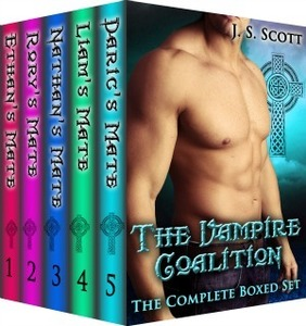The Vampire Coalition: The Complete Boxed Set (The Vampire Coalition, #1-5) - Published on Feb, 2013