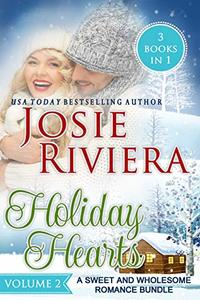 Holiday Hearts: A Sweet and Wholesome Romance Bundle: Volume 2 - Published on Jan, 2019